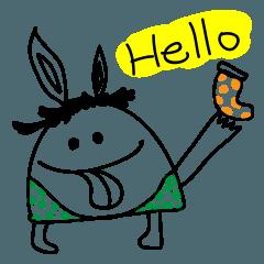 FUNNY rabbit (NO.1)