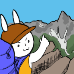山登りのぎんじろう