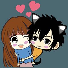 Uma & inu : in love