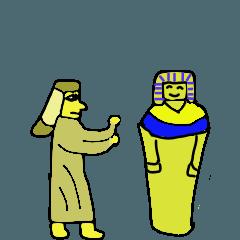 エジプタンスタンプ