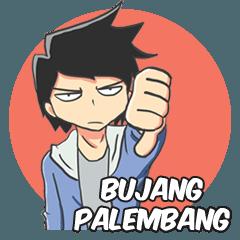Bujang Palembang part 2