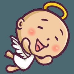 天使ちゃんスタンプ その2
