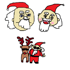 クリスマス家の人々