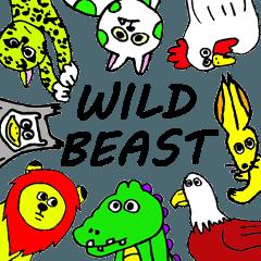 動く☆WILD BEAST