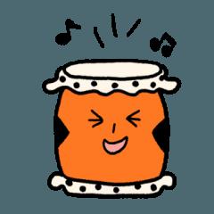 太鼓のドンちゃん