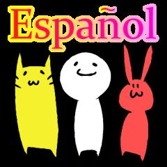 +スペイン語スタンプ+