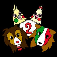 イタリア語かいわんこ 2