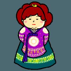 アジュンマ(おばさん)のエンジョイ韓国語1