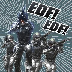 地球防衛軍(Earth Defense Force)