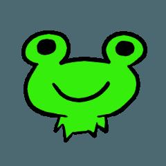 カエルのミチタカと仲間たち 第2弾