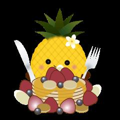 パインちゃん ハワイへ行く!