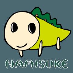 なみすけ(杉並区公式アニメキャラクター)