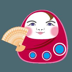 ミャンマー語・日本語・英語を話すダルマ