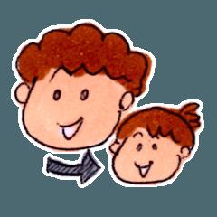 [LINEスタンプ] レミママと母の日常会話~母編~ (1)