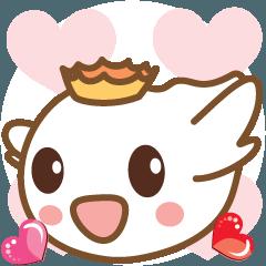 smile ruru04★雲の王子さま