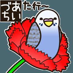 せきせいいんこ! [Ver6](動く・あいづちNo2
