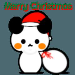 まるぐるみ クリスマス